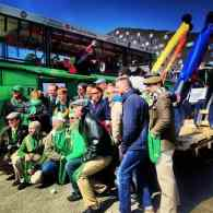 Boston's St. Patrick's Day Parade Had a Stealth Gay Float with Rainbow Cannons