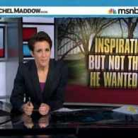 Rachel Maddow on How Fred Phelps and the Westboro Baptist Church Boosted Gay Rights: VIDEO