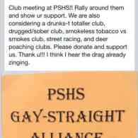 Teacher Suspended For Comparing Gay-Straight Alliance To Drug-Users Club