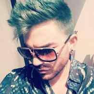 Adam Lambert: 'Green Hair Don't Care'
