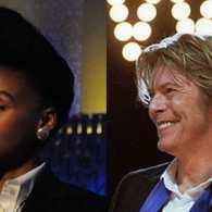 Robosexual Singer Janelle Monáe Covers David Bowie's 'Heroes': LISTEN