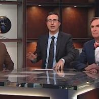 John Oliver Hosts a Must-See Climate Change Debate: VIDEO