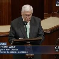 Republican Wingnut Rep. Frank Wolf Blasts Presbyterian Decision To Allow Gay Marriage: VIDEO