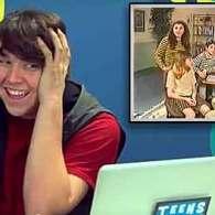 Teens React To Bizarre '90s Internet Instruction Video: WATCH