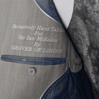 Ian McKellen Auctioning His Wedding Officiant Suit For Charity