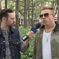 Macklemore's Ryan Lewis Proves Nobody Knows Who He Is or What He Does: VIDEO