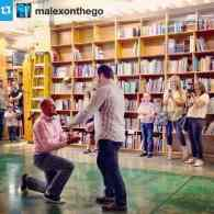 Gay Marriage Proposal Of The Day: Ryan And Clayton