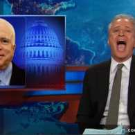 Jon Stewart Reminds Us Why John McCain Has No Business Offering Advice on Iraq: VIDEO