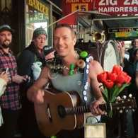 Chris Martin is the Pied Piper of Sydney in Coldplay's 'Sky Full of Stars' Video: WATCH