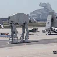 Star Wars Fan Creates 'Leaked' Episode VII Footage: VIDEO