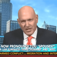 Fox's Keith Ablow Doesn't Understand Marriage Equality, Warns Of Man-On-Dog Marriage: VIDEO