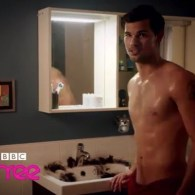 Taylor Lautner And His Abs Go 'Cuckoo' In BBC's New Age Comedy: VIDEO