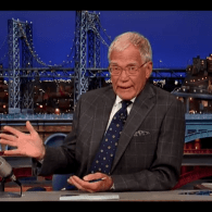 David Letterman's Touching Tribute to Robin Williams: VIDEO