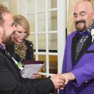 Joan Rivers Officiates Her Second Same-Sex Marriage In New York