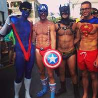Provincetown's Comic Book Carnival Springs to Life in These 120 Sexy, Superpower-ful Instagram Pics: PHOTOS