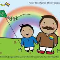 Pakistani Author Gets Hate Mail for Beautiful Children's Book About a Boy's Gay Uncle