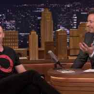 Hugh Jackman Talks About His 'Scene-Stealing' Showtunes Number At Joan Rivers' Funeral: VIDEO