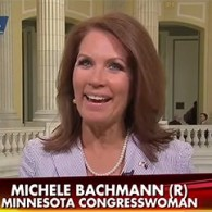 Michele Bachmann Clarifies Gay Marriage 'Is Boring, Not an Issue' Comment, Reminds People She's Still A Bigot – VIDEO