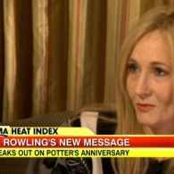 J.K. Rowling Fires Back At Homophobic Twitter Critic Who Attacked Her For Revealing Dumbledore Was Gay