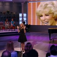Kristin Chenoweth Sings Touching Tribute To Joan Rivers On 'The View' – VIDEO