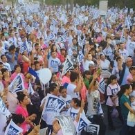MEXICO: 30,000 March Against Same-Sex Marriage In Coahuila – VIDEO