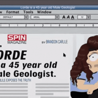 Lorde Takes South Park Ribbing In Stride, Calls Sia Out For Impersonating Her – VIDEO