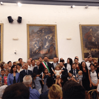 Rome Mayor Registers 16 Gay Marriages in Defiance of Italian Law: VIDEO