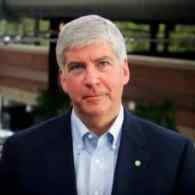 Michigan Governor Rick Snyder Vows to Continue Defending State's Gay Marriage Ban