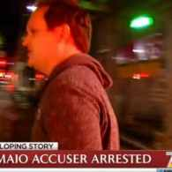 Carl DeMaio Sexual Harassment Accuser Todd Bosnich Arrested on Domestic Violence Charge: VIDEO