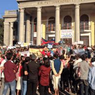Indian Police Detain 167 Transgender Women After Bangalore Pride Protest: VIDEO