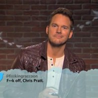 Chris Pratt, Lena Dunham, Lisa Kudrow and Other Celebs Read Mean Tweets About Themselves: VIDEO