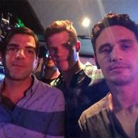 James Franco, Zachary Quinto and Charlie Carver Have 'Very Hot' Three-Way Sex Scene In 'Michael'