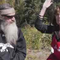 Sarah Palin and Duck Dynasty's Phil Robertson to Rally for GOP Candidate in Louisiana Senate Runoff