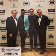 Towleroad Heads to Texas for the Dallas 'Black Tie Dinner': PHOTOS