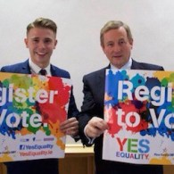 Thousands Register To Vote Ahead Of Irish Referendum On Same-Sex Marriage – VIDEO