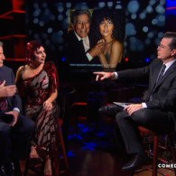 Lady Gaga and Tony Bennett Get 'Cheek to Cheek' with Colbert: VIDEO