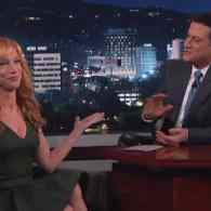 Kathy Griffin Reminisces About All the Times She's Tried to Get Anderson Cooper Fired on New Year's: VIDEO