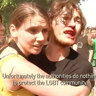 Russia Ignoring Anti-LGBT Hate Crimes, Which Have Spiked In the Wake Of Gay 'Propaganda' Ban
