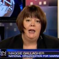 Maggie Gallagher Says Only God Can Stop Gay Marriage