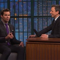Andrew Rannells Explains The Challenges Of Acting With Your Hands: VIDEO