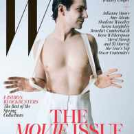 Bradley Cooper Goes Smooth and Pale for 'W' Magazine: PHOTOS