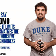Duke Athletes Tackle Homophobia And Other Slurs With 'You Don't Say' Campaign