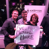 Sarah Palin Takes Shots At Michael Moore Over 'American Sniper' Controversy – VIDEO