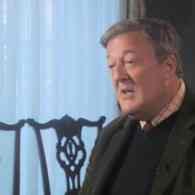 Stephen Fry Reveals What He'd Say If He Came Face to Face With God: VIDEO