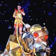Katy Perry's Super Bowl XLIX Halftime Show: VIDEO
