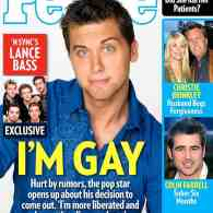 Lance Bass Says Perez Hilton Bullied Him Into Coming Out in 2006: VIDEO