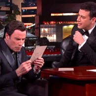 John Travolta Explains The 'Adele Dazeem' Incident: VIDEO