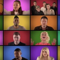 Sam Smith, Christina Aguilera, The Roots, 1D, Ariana Grande, and More Sing 'We Are the Champions': VIDEO