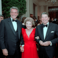Nancy Reagan Blocked Rock Hudson's Last Ditch Effort To Seek HIV/AIDS Treatment