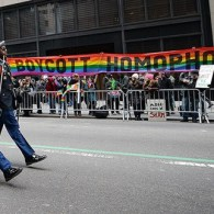 NYC Mayor Bill De Blasio to Boycott St. Patrick's Day Parade Over Gay Group Exclusion: VIDEO